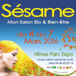 Salon Sésame Nîmes - Laboratoires Activa
