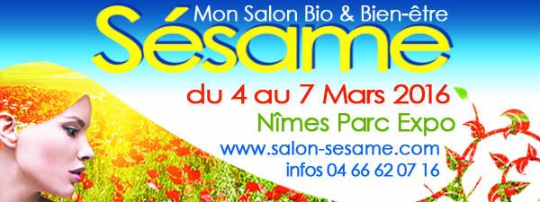 Salon s same n mes du 4 au 7 mars 2016 laboratoires for Salon bio nimes