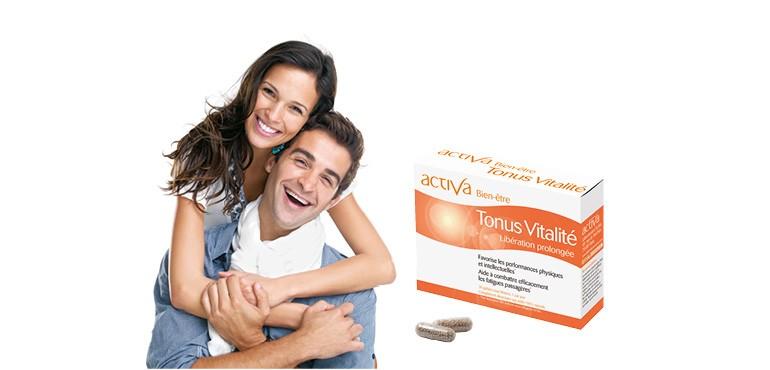 Cure vitamines - Laboratoires Activa