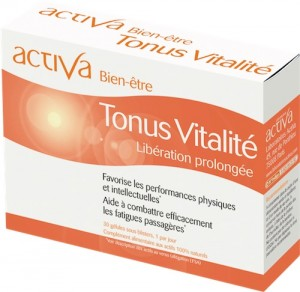 Cure de vitamines - Laboratoires Activa