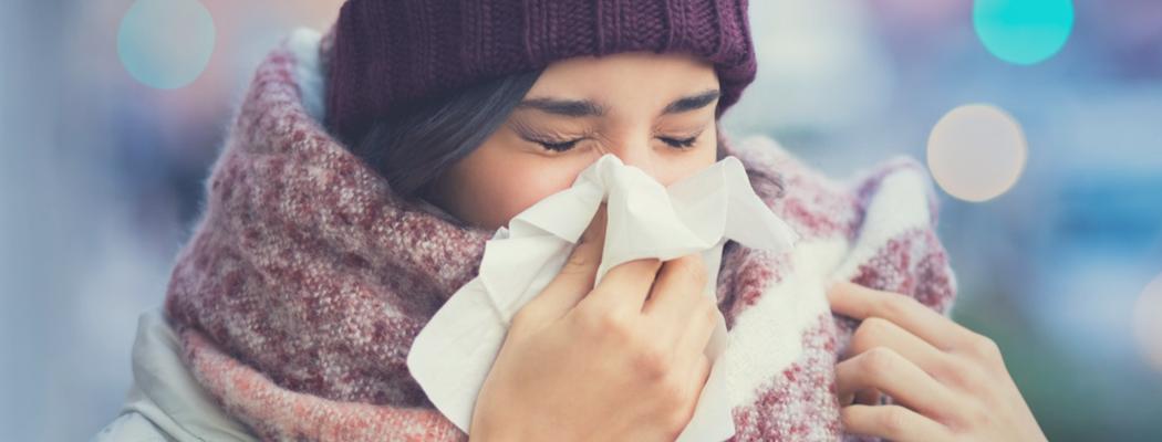 Bien-être immunité - stop rhume