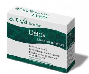 Bien-être Detox - Laboratoires Activa