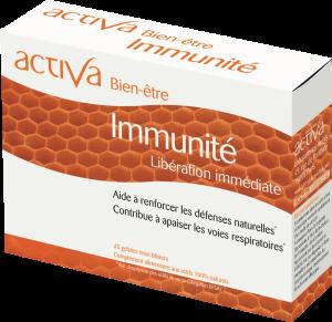 rhume - bien-être - immunité