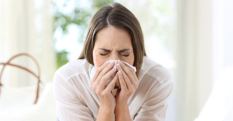 allergies au pollen, complements alimentaires