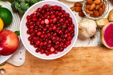 Vitamines et minéraux pour l'immunité